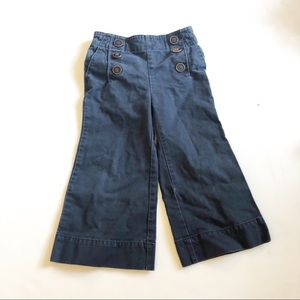 Gap sailor pants